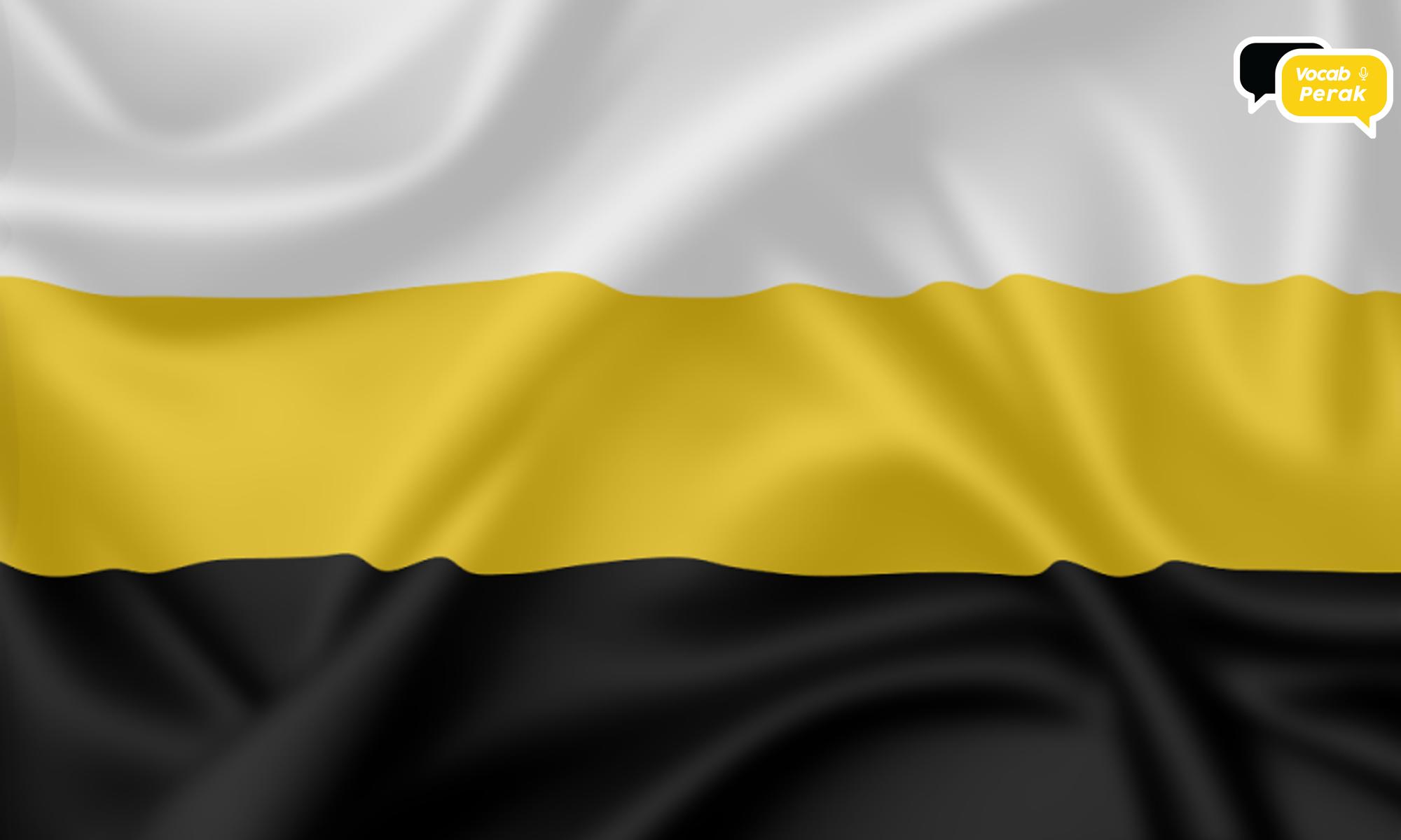 Bendera Negeri Perak